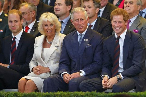 """Là """"người thứ ba bị ghét nhất nước Anh"""", Công nương Camilla có mối quan hệ dì ghẻ - con chồng như thế nào với anh em William - Harry? - Ảnh 2."""