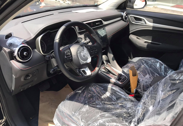 MG ZS 2021 bản giá rẻ về đại lý, mẫu cũ xả hàng còn 450 triệu, quyết đấu Kia Seltos và Hyundai Kona - Ảnh 5.