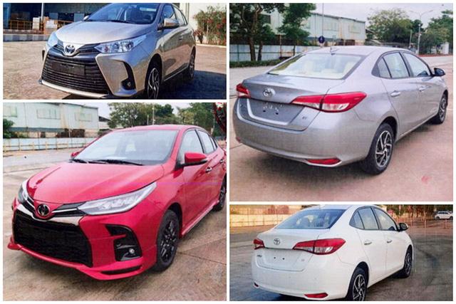 Lộ thông số Toyota Vios 2021 sắp bán tại Việt Nam: Bản GR-S thiếu nhiều trang bị, giá cao nhất hơn 600 triệu đồng - Ảnh 6.
