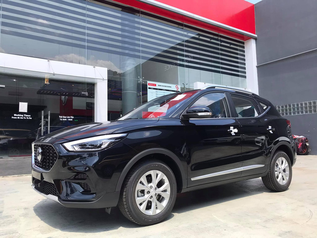 MG ZS 2021 bản giá rẻ về đại lý, mẫu cũ xả hàng còn 450 triệu, quyết đấu Kia Seltos và Hyundai Kona - Ảnh 9.