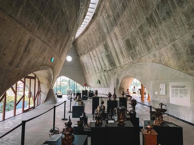 Bên trong Bảo tàng cà phê thuộc dự án BĐS đầu tiên của Trung Nguyên: Hơn 10.000 hiện vật từ khắp thế giới, giúp Buôn Ma Thuột tăng 40% du khách  - Ảnh 3.