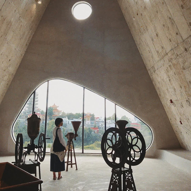 Bên trong Bảo tàng cà phê thuộc dự án BĐS đầu tiên của Trung Nguyên: Hơn 10.000 hiện vật từ khắp thế giới, giúp Buôn Ma Thuột tăng 40% du khách  - Ảnh 6.