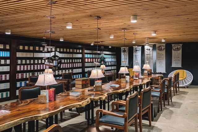Bên trong Bảo tàng cà phê thuộc dự án BĐS đầu tiên của Trung Nguyên: Hơn 10.000 hiện vật từ khắp thế giới, giúp Buôn Ma Thuột tăng 40% du khách  - Ảnh 7.