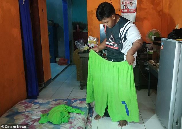 Từng được coi là em chã nặng nhất thế giới, cậu bé béo đến không đi học nổi giờ đã có ngoại hình thay đổi đáng kinh ngạc sau 5 năm - Ảnh 8.