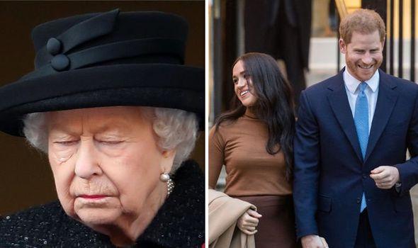 Sau màn tuyên bố của Nữ hoàng Anh, vợ chồng Meghan Markle tung ra một loạt thông tin được cho là thách thức hoàng gia - Ảnh 1.