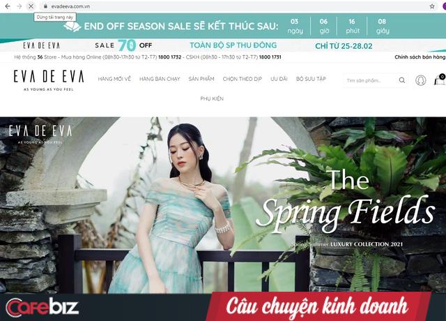 [Case study] 9 năm không biết lỗ, CEO Eva de Eva quyết tái định vị thương hiệu: Tham vọng mở 100 cửa hàng, chẳng ngờ khiến công ty suýt phá sản  - Ảnh 1.