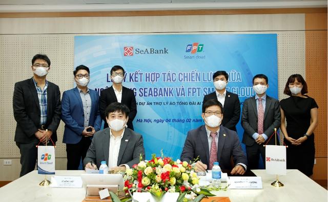 SeABank đầu tư trí tuệ nhân tạo, tăng tốc số hóa hoạt động ngân hàng - Ảnh 2.