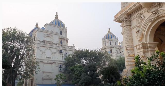 Lạc lối trong cung điện của đại gia Thành Thắng Group: Cao bằng toà nhà 18 tầng, diện tích sàn 15.000m2, 20 phòng ngủ, dát vàng khắp nơi  - Ảnh 2.