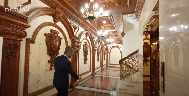 Lạc lối trong cung điện của đại gia Thành Thắng Group: Cao bằng toà nhà 18 tầng, diện tích sàn 15.000m2, 20 phòng ngủ, dát vàng khắp nơi  - Ảnh 9.