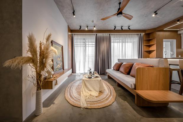 Trai độc thân Sài thành đầu tư gần 1 tỷ tân trang lại nhà: Phong cách tối giản mang đậm cá tính nhìn là biết có gu - Ảnh 2.