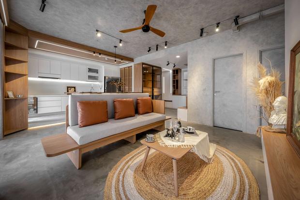 Trai độc thân Sài thành đầu tư gần 1 tỷ tân trang lại nhà: Phong cách tối giản mang đậm cá tính nhìn là biết có gu - Ảnh 3.