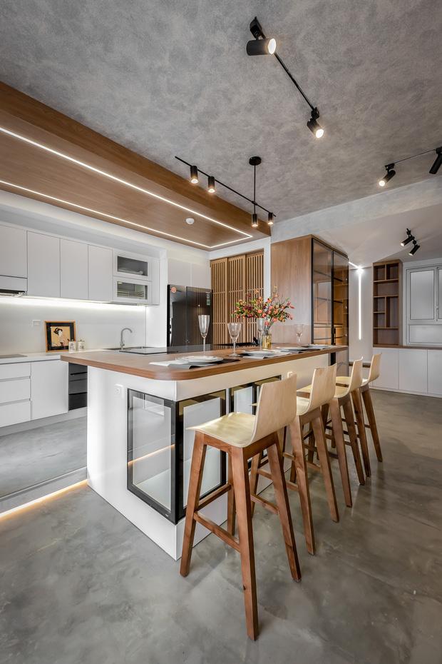 Trai độc thân Sài thành đầu tư gần 1 tỷ tân trang lại nhà: Phong cách tối giản mang đậm cá tính nhìn là biết có gu - Ảnh 5.