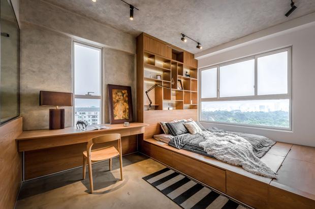 Trai độc thân Sài thành đầu tư gần 1 tỷ tân trang lại nhà: Phong cách tối giản mang đậm cá tính nhìn là biết có gu - Ảnh 9.