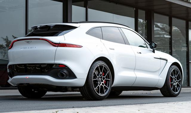 Rộ tin doanh nhân Phạm Trần Nhật Minh mua Aston Martin DBX đầu tiên về Việt Nam giá 20 tỷ đồng - Ảnh 3.