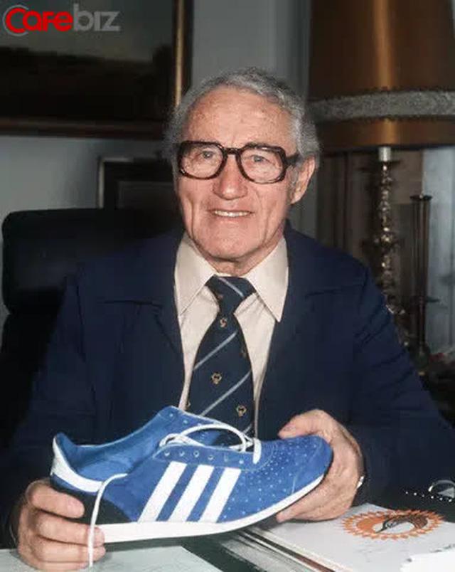 """Triết lý thành công của người sáng lập Adidas: """"Bất cứ ai cũng đều là khách hàng của tôi!""""  - Ảnh 2."""