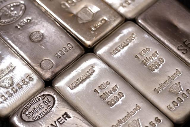 Nguy cơ bong bóng hàng hóa nhìn từ diễn biến giá bạc - Ảnh 1.