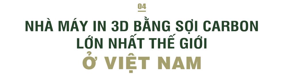 Chuyện ít biết về vợ chồng doanh nhân đưa nhà máy in 3D sợi carbon lớn nhất thế giới về Việt Nam - Ảnh 9.