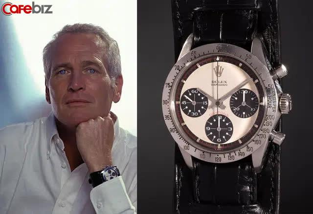 Thế giới người siêu giàu đầy rẫy những huyền thoại: Vì sao người có tiền đều thích đeo đồng hồ Rolex? - Ảnh 3.