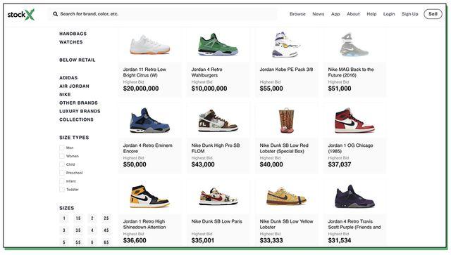 Khi giày sneaker trở thành 1 loại tài sản đầu tư chính hiệu: Chàng trai 19 tuổi làm giàu từ những đôi Jordan và Yeezy, thị trường resale giày ở Bắc Mỹ đạt quy mô 2 tỷ USD - Ảnh 3.