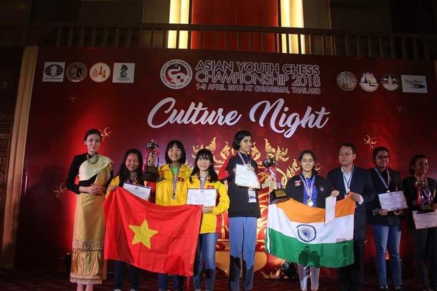 Gặp nữ sinh vô địch giải cờ vua châu Á, giành học bổng 3,3 tỷ đồng: Mình chưa hài lòng với mức điểm 7.0 IELTS - Ảnh 5.