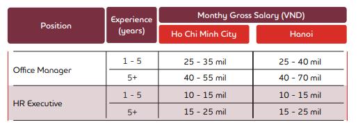 Nhân sự trong những lĩnh vực này đang được săn đón nhất ở Việt Nam, có vị trí lương tới 600 triệu/tháng - Ảnh 2.