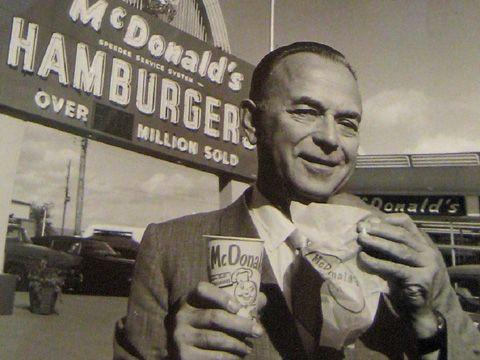 Khởi nghiệp ở tuổi 52, ông chủ của McDonalds chỉ rõ 3 đặc điểm của người sớm muộn cũng làm nên đại sự  - Ảnh 1.