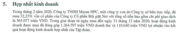 Masan Consumer (MCH): Kế hoạch lãi ròng 5.000-5.500 tỷ đồng năm 2021, chia cổ tức năm 2020 tỷ lệ 45% - Ảnh 4.