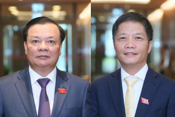Nhiều Uỷ viên Bộ Chính trị, Ban Bí thư được giới thiệu tham gia ứng cử đại biểu Quốc hội - Ảnh 1.