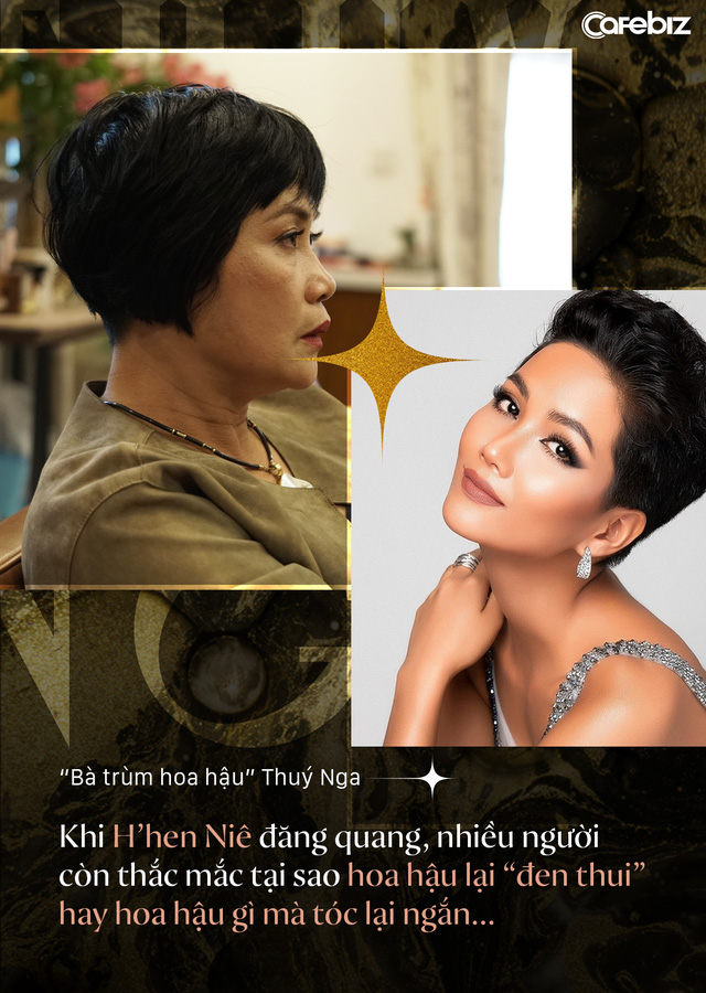 Bà trùm hoa hậu Thuý Nga – TGĐ Elite Việt Nam: Các cô gái Việt dễ nhìn hơn các nước láng giềng, nhưng hiếm thấy nhan sắc nổi bật vì các em đang tự triệt tiêu cá tính của mình  - Ảnh 7.