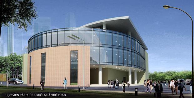 Xuất hiện Học viện Hoàng gia Việt Nam được đầu tư 333 tỷ, kiến trúc lăm le vượt mặt các trường top  - Ảnh 1.