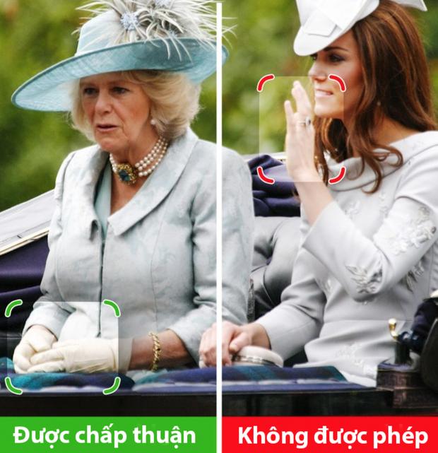 Những yêu cầu siêu khắt khe về trang phục của Hoàng gia Anh: Ai bảo hoàng tộc là sướng nào? - Ảnh 4.