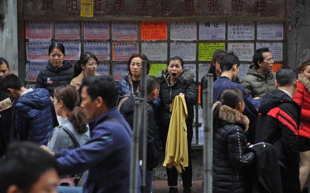 Chuyện ngược đời ở xưởng may thế giới Quảng Châu: Các boss xếp hàng dài chào mời mức lương cao, công nhân vẫn chẳng buồn quẹo lựa - Ảnh 3.