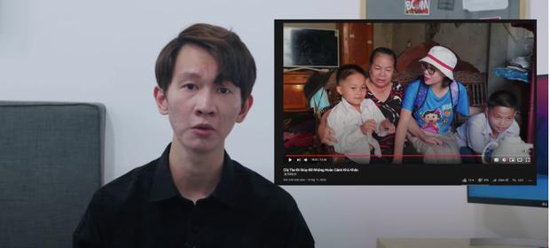 Thơ Nguyễn quyết định tắt kiếm tiền trên các kênh YouTube, ẩn toàn bộ video và gửi lời xin lỗi phụ huynh cùng các em nhỏ - Ảnh 6.