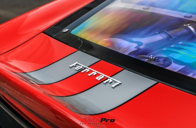 Ferrari F430 Scuderia từng của doanh nhân Hải Phòng lộ diện sau hơn 3 tháng nằm showroom - Ảnh 6.