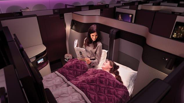 Hơn cả chiếc vé hạng nhất, đây là những chiếc giường đắt đỏ và thoải mái nhất trên bầu trời: Giá vé lên tới hàng tỷ đồng - Ảnh 5.