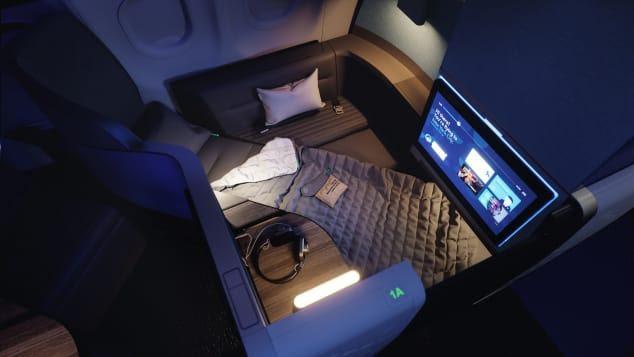 Hơn cả chiếc vé hạng nhất, đây là những chiếc giường đắt đỏ và thoải mái nhất trên bầu trời: Giá vé lên tới hàng tỷ đồng - Ảnh 4.