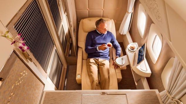 Hơn cả chiếc vé hạng nhất, đây là những chiếc giường đắt đỏ và thoải mái nhất trên bầu trời: Giá vé lên tới hàng tỷ đồng - Ảnh 2.