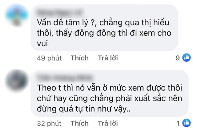 Trấn Thành: Phim Bố Già của tôi càng thành công chứng tỏ người Việt có vấn đề về tâm lý càng lớn nên họ mới đi xem và đồng cảm  - Ảnh 2.