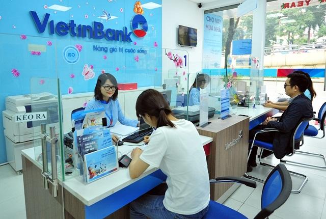 VietinBank ước lãi 7.000-8.000 tỷ đồng quý I, gấp đôi cùng kỳ - Ảnh 1.
