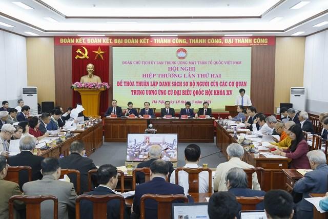 Thủ tướng Nguyễn Xuân Phúc được giới thiệu ứng cử Quốc hội ở khối Chủ tịch nước - Ảnh 2.