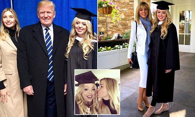 Nàng út cừu đen Tiffany của nhà Trump: Xây dựng danh tiếng theo cách khác biệt, đính hôn với tỷ phú, cực nổi tiếng trong giới siêu giàu - Ảnh 1.