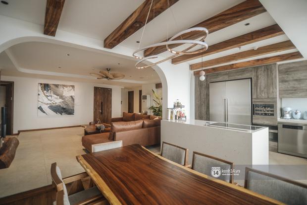 Ca nương Kiều Anh khoe nhà: Căn hộ đập thông 300m2, chi phí sửa sang bằng tiền mua 1 căn chung cư nữa - Ảnh 6.