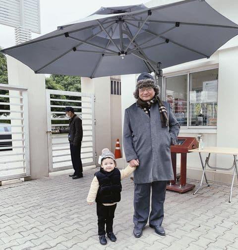 Á hậu kết hôn với thiếu gia ngành xây dựng, con trai sinh ra đã ngậm thìa vàng, 2 tuổi được bố mẹ gửi gắm vào trường học phí đắt nhất Hà thành  - Ảnh 8.
