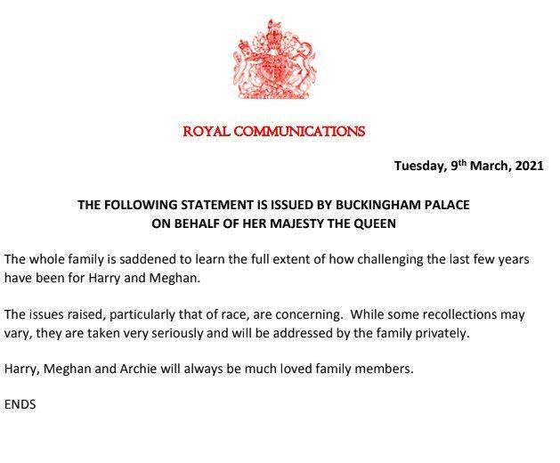 3 bài học vàng Nữ hoàng Anh tinh tế đưa ra để răn dạy nhà Meghan Markle sau cuộc phỏng vấn, càng ngẫm càng thấy đúng - Ảnh 2.