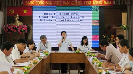 Đề nghị truy tố cựu Chánh Thanh tra Sở Tài chính TPHCM gây thất thoát 17 tỷ đồng - Ảnh 1.