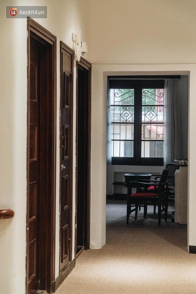 Chuyện ít người biết về căn biệt thự cổ 110 năm tuổi ở Hà Nội, có cả sàn nhảy đầm cho giới thượng lưu - Ảnh 20.
