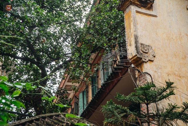 Chuyện ít người biết về căn biệt thự cổ 110 năm tuổi ở Hà Nội, có cả sàn nhảy đầm cho giới thượng lưu - Ảnh 5.