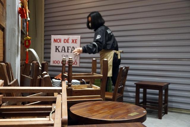 Hà Nội: Nhà hàng, quán cà phê xuyên đêm chuẩn bị cho ngày đầu hoạt động trở lại - Ảnh 5.