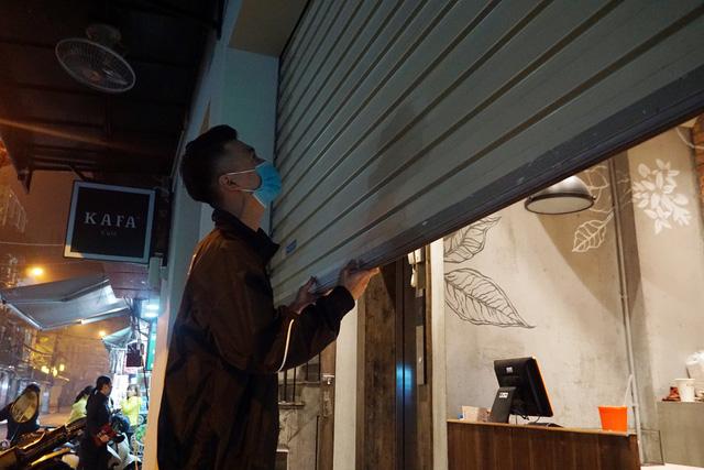 Hà Nội: Nhà hàng, quán cà phê xuyên đêm chuẩn bị cho ngày đầu hoạt động trở lại - Ảnh 8.