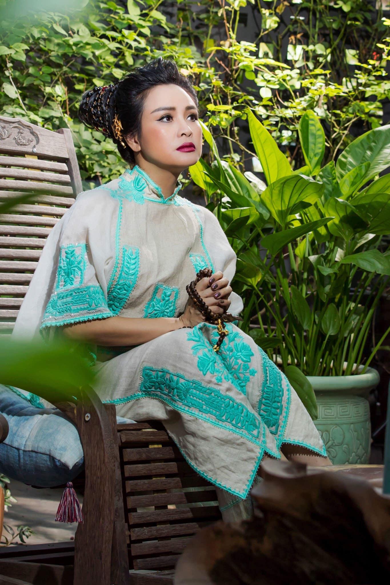 Diva Thanh Lam: Phật pháp giúp tôi bớt sân si, nóng giận và biết như nào là đủ - Ảnh 2.